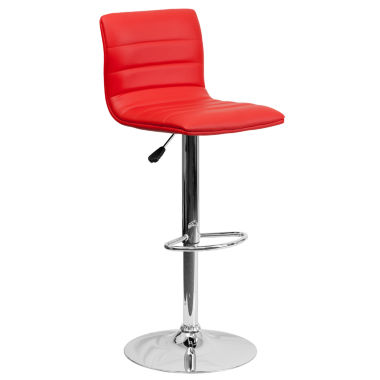 jcpenney.com | Horizontal Line Design Contemporary Barstool
