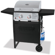 UniFlame® Stainless Steel Outdoor LP Gas Grill