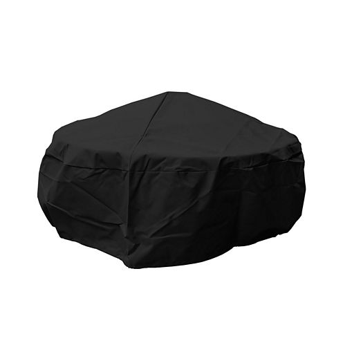 Backyard Basics Eco-Cover Large Fire Pit Cover