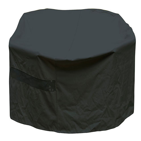 Backyard Basics Large Round Patio Set Cover
