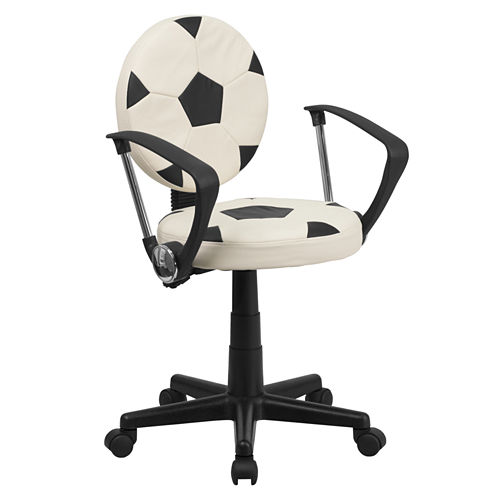 Kids Soccer Task Chair