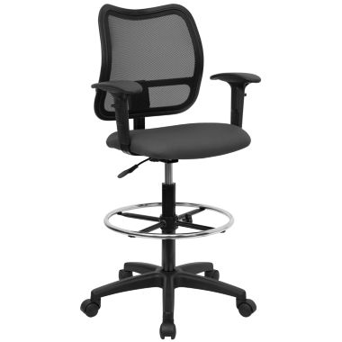jcpenney.com | Contemporary Mesh-Back Drafting Stool
