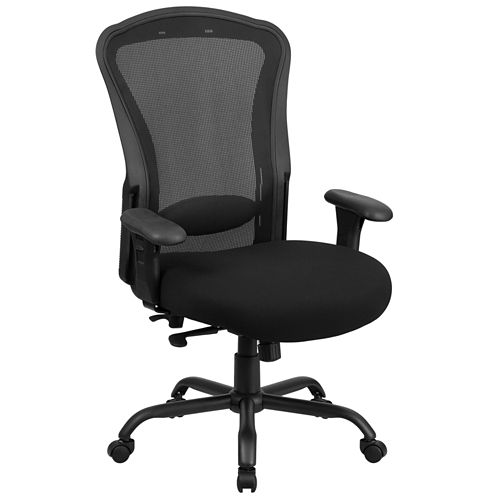 Contemporary Multi-Shift Big & Tall Office Chair