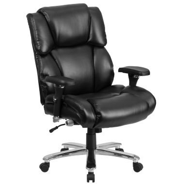 jcpenney.com | Contemporary Multi-Shift Big & Tall Leather Office Chair