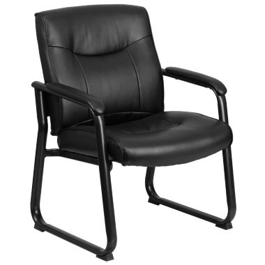 jcpenney.com | Executive Big & Tall Leather Guest Chair