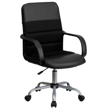 jcpenney.com | Leather Contemporary Task Office Chair