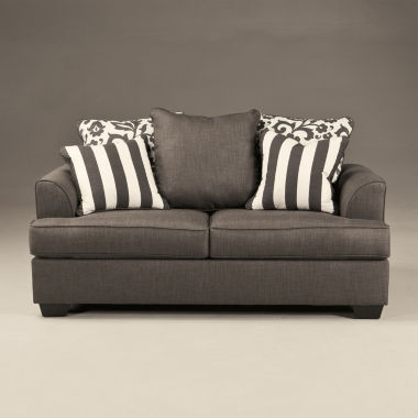 jcpenney.com | Signature Design by Ashley Levon Loveseat