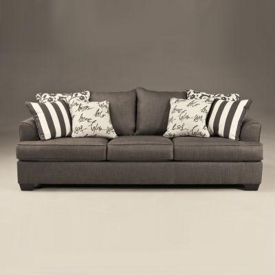 Signature Design by Ashley® Levon Fabric Sofa
