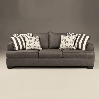 jcpenney.com | Signature Design by Ashley® Levon Fabric Sofa