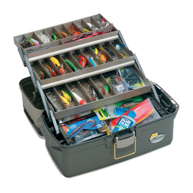 jcpenney.com | Teledynamics Guide Series Three Tray Tackle Box