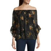 i jeans by Buffalo Off-the-Shoulder Blouse