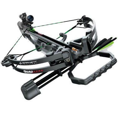 jcpenney.com | Barnett Crossbows™ Quad Edge 340 FPS Compound Crossbow Package