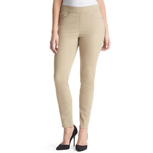 Gloria Vanderbilt® Avery Slim-Leg Pull-On Jeans