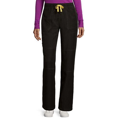 WonderWink® Womens Four-Stretch Sporty Cargo Pants