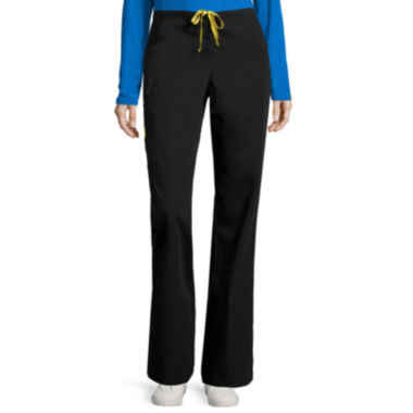 jcpenney.com | WonderWink® Womens 6-Pocket Flare-Leg Pants - Plus and Tall