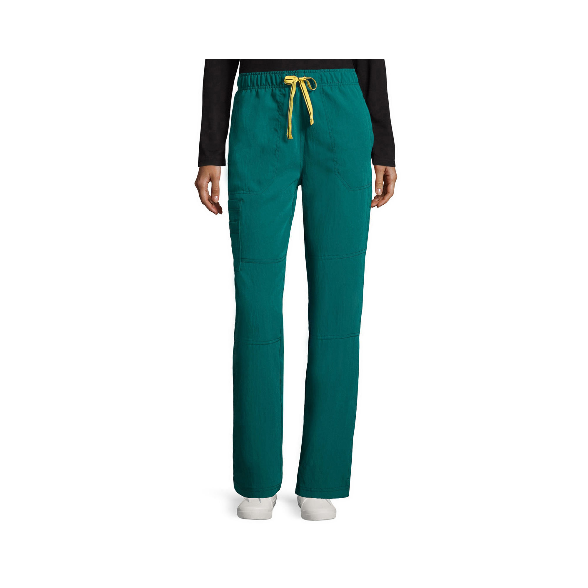 WonderWink Womens Four-Stretch Sporty Cargo Pants - Plus and Tall plus size,  plus size fashion plus size appare