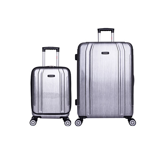 InUSA Southworld Lightweight Hardside Spinner 2-pc. Luggage Set