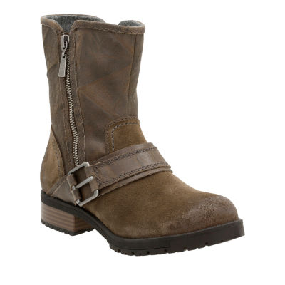 Clarks Faralyn Rise Womens Motorcycle Boots