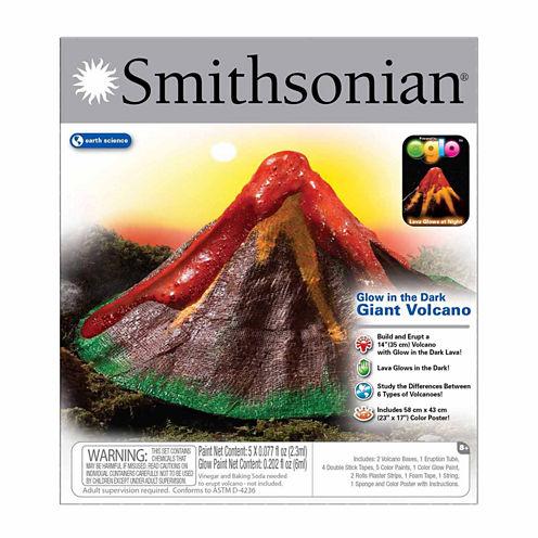 Smithsonian Giant Volcano Kit