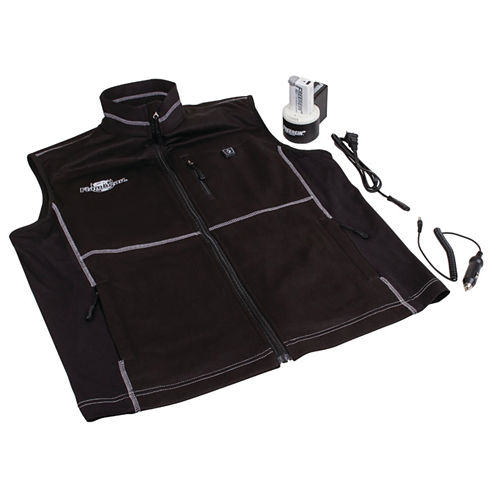 Flambeau Heated Vest Black- Extra Small