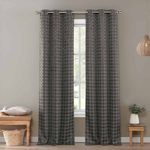 Brittany 2-Pack Blackout Curtain Panel