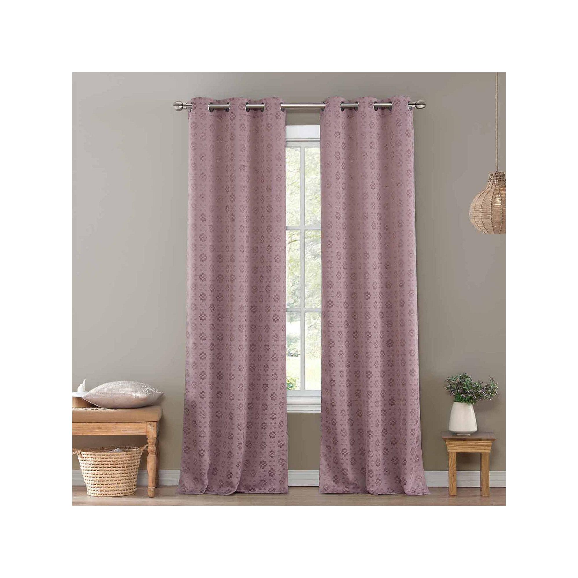Xzavier Blackout Curtain Panel