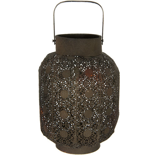 Oriental Furniture Decorative Wrought Iron Decorative Lantern