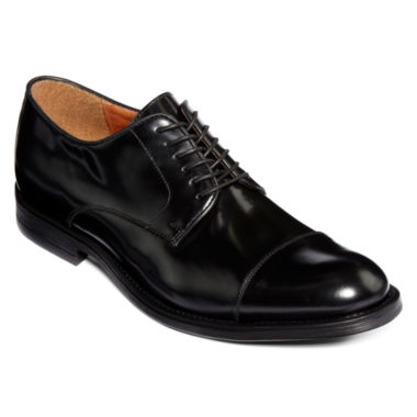 jcpenney.com | Stafford® Bradford Mens Cap Toe Dress Shoes