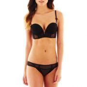 Cosmopolitan Longline Plunge Bra or Strappy Bikini Panties