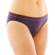 Cosmopolitan Shiny Seamless Bikini Panties