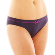 Cosmopolitan Shiny Seamless Cheeky Panties