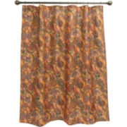 jcp home™ Paisley Shower Curtain