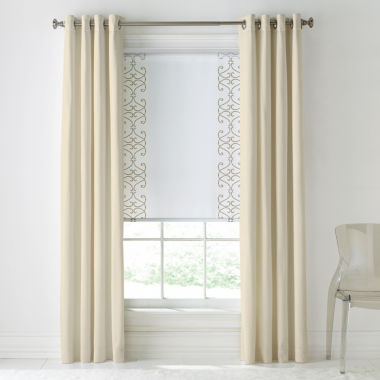 jcpenney.com | Prelude Grommet-Top Curtain Panel