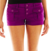 Arizona Button-Fly Shorts