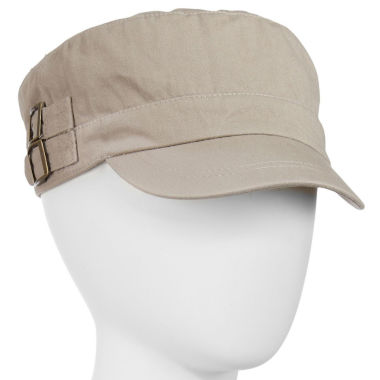 jcpenney.com | Double-Buckle Cadet Hat