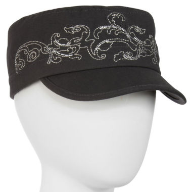 jcpenney.com | Embroidered Cadet Cap