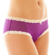 Cosabella Amore Bacio Point D' Esprit Cheeky Hotpant