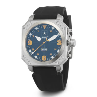 jcpenney.com | Wrist Armor® C4 Mens US Army Rubber Strap Watch