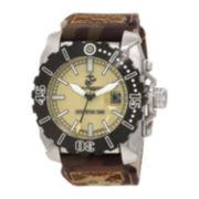 Wrist Armor® WA123 Mens US Marine Corps Camo Strap Watch
