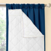 Season Smart™ 3M Thinsulate Quilted Curtain Liner Pair