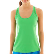 Xersion™ Mesh-Back Tank Top - Petite