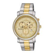Drive from Citizen® Eco-Drive® AML Womens Crystal-Accent Watch FB1412-52P