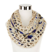 Mixit™ Caged Infinity Scarf