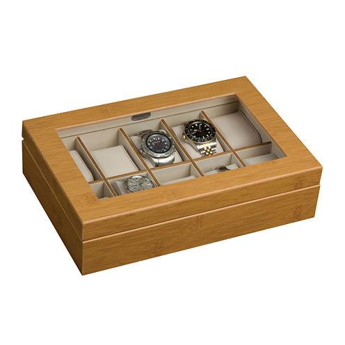 Mele & Co. Logan Mens Watch Box