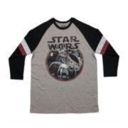Star Wars™ Vader Circle Raglan Tee