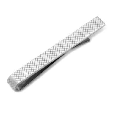 jcpenney.com | Stainless Steel Etched Grid Tie Bar