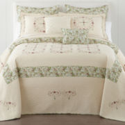 Home Expressions™ Stacey Quilted Bedspread & Accessories