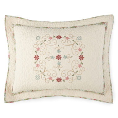 jcpenney.com | Home Expressions™ Stacey Pillow Sham