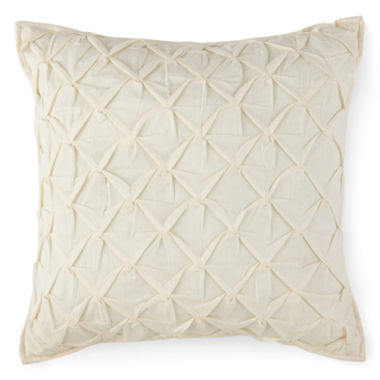 jcpenney.com | Home Expressions™ Stacey Square Decorative Pillow