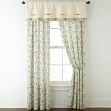 jcpenney.com | Home Expressions™ Stacey 2-Pack Curtain Panels